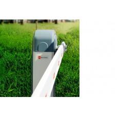 ASB6000/4  AN-MOTORS автоматический шлагбаум со стрелой прямоугольного сечения длиной 4,3 метра