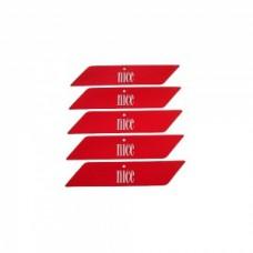 Наклейки светоотражающие NK1