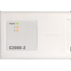 С2000-2 исп.01, контроллер доступа на 2 считывател