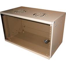 Шкаф телекоммуникационный настенный BNP6012 12U 580*520*600мм (ВШГ), разборный