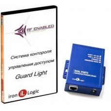 Комплект Guard Light -5/100 IP, программное обеспечение