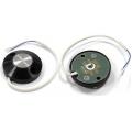 Кнопка выхода КС-04 (КН-04) Накладная без подсветки, крепление наружное (металл). Контакты-нормально разомкнутые