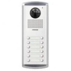 DRC-10AC Commax Блок вызова видеодомофона на 10 абонентов