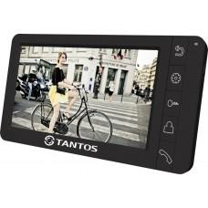 """Amelie - SD (Black) Монитор видеодомофона цв. TFT LCD 7"""" PAL/NTSC Hands-Free запись фото при вывозе 2 панели 2 камеры до 4-х шт. в параллель 12 мелодий 220В 50мА"""