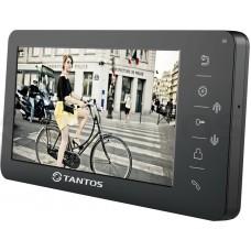 "Amelie (Black) Монитор видеодомофона цв. TFT LCD 7"" PAL/NTSC Hands-Free 2 панели 2 камеры до 4-х шт. в параллель 12 мелодий 220В 50мА"
