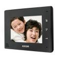 KCV-A374SD Kocom, цветной монитор черный