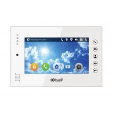 """AN-07 W v3 Монитор IP-видеодомофона цветной с функцией """"свободные руки"""""""