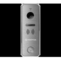 iPanel 2 (Metal) Вызывная панель видеодомофона, накладная, камера 800 ТВЛ., PAL, угол обзора 110 град., -30с,,,+50с, IP66, четырехпроводная схема подключения