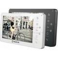 "Amelie (White) Монитор видеодомофона цв. TFT LCD 7"" PAL/NTSC Hands-Free 2 панели 2 камеры до 4-х шт. в параллель 12 мелодий 220В 50мА"