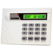 С2000, пульт контроля и управления