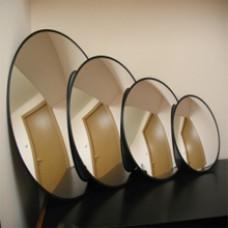 Зеркало для помещений круглое  на стену  D =500