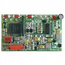 001AF43SR Радиоприѐмник встраиваемый