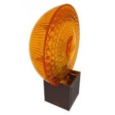 Лампа сигнальная с антенной, оранжевая, 24 В ML24